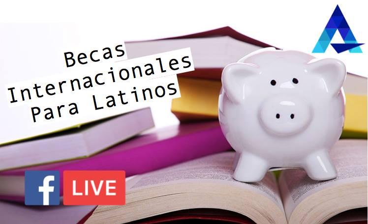 AISO Facebook LIVE: Becas Internacionales Para Latinos