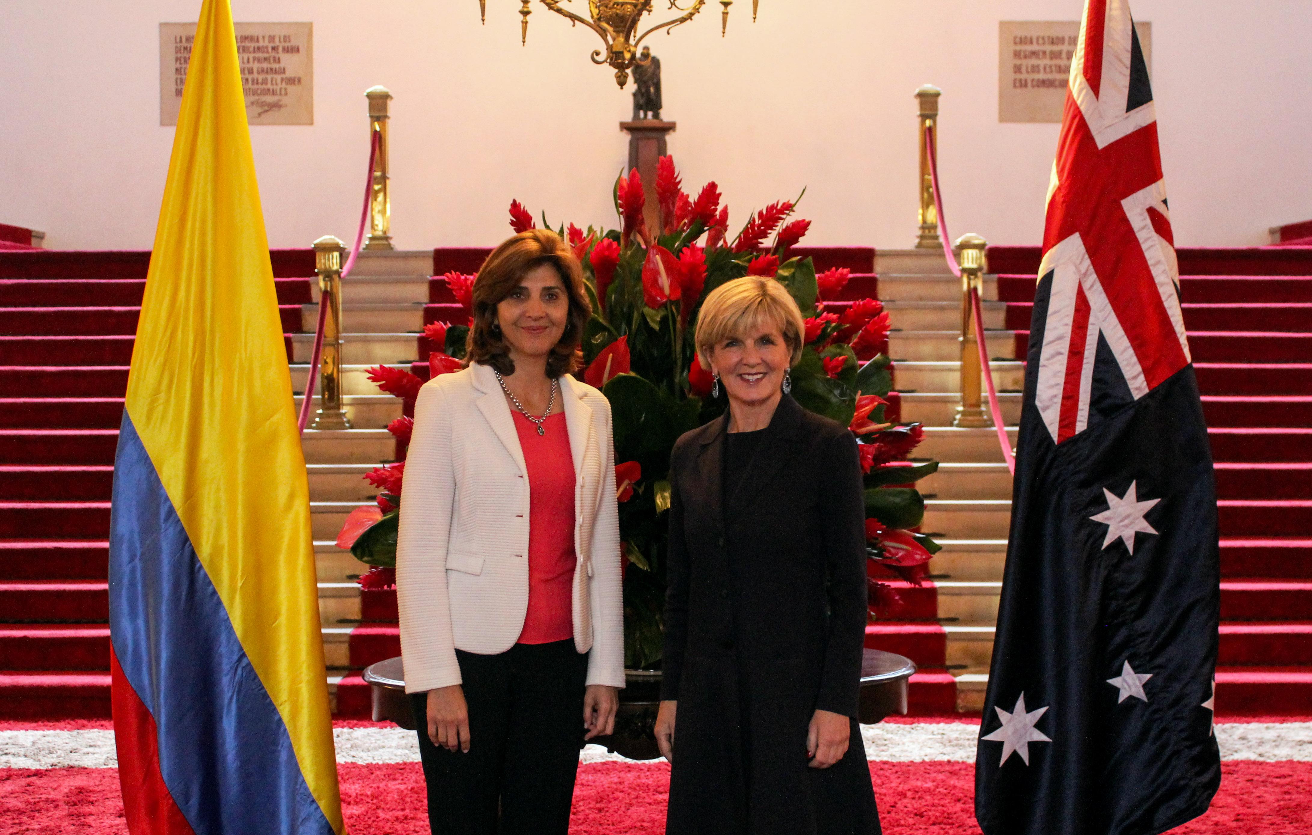 Nueva Embajada de Australia en Colombia