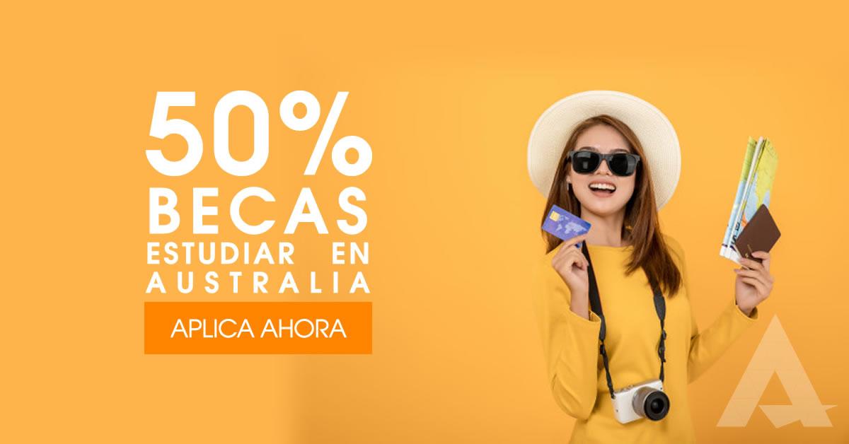 Buscando becas para estudiar en Australia ?