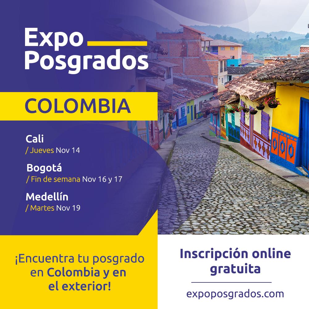Expo posgrados Medell�n
