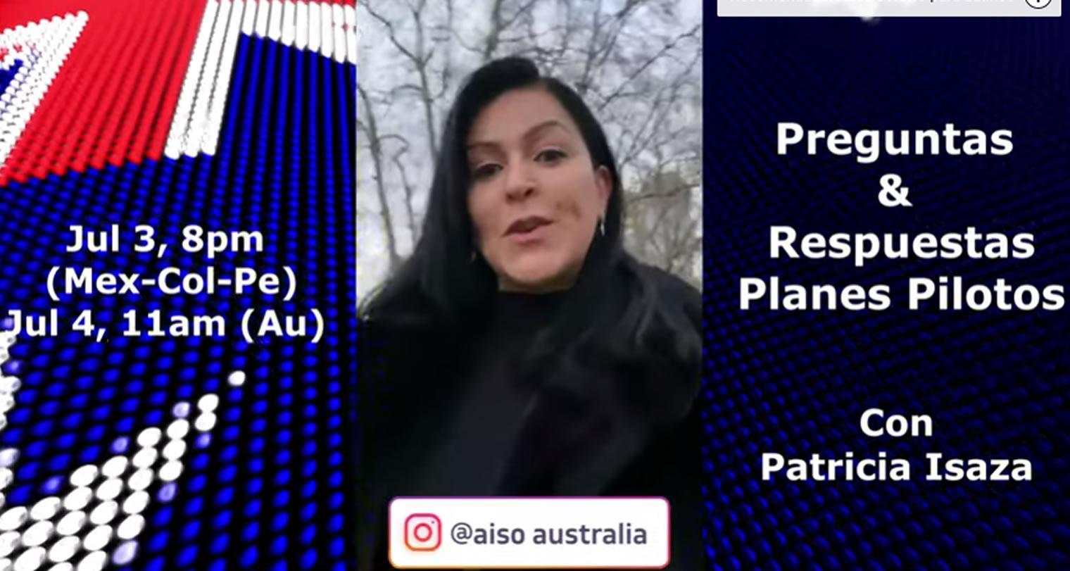 Planes Pilotos en Australia - PREGUNTAS Y RESPUESTAS