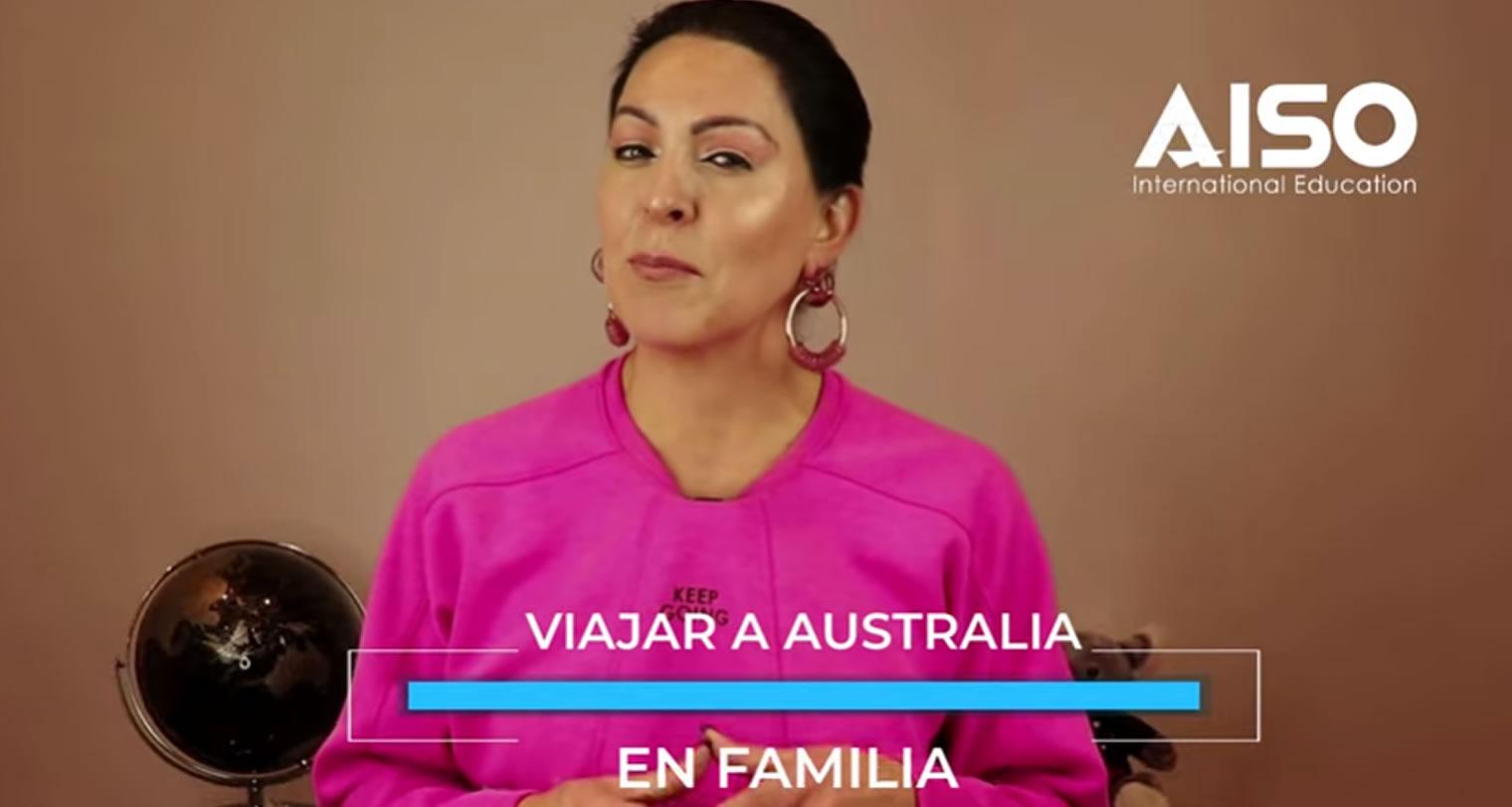 VIAJAR EN FAMILIA A AUSTRALIA - .ASPECTOS A CONSIDERARSE PARA VIAJAR EN EL 2022.. AISO AUSTRALIA
