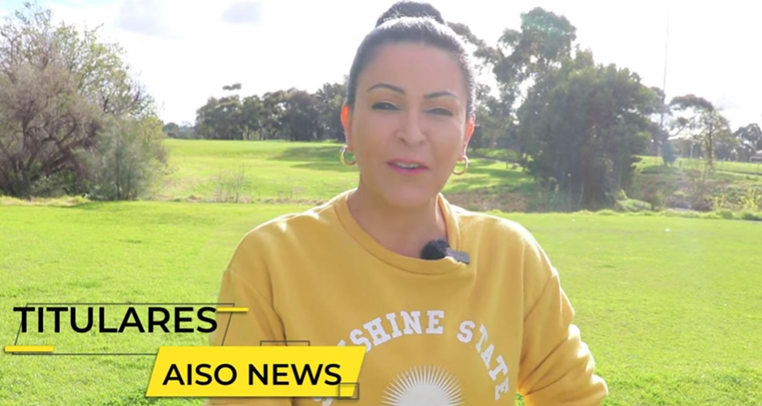 ULTIMA HORA AUSTRALIA - Gobierno Australiano dice, Que el �nico camino a la libertad es la vacuna..