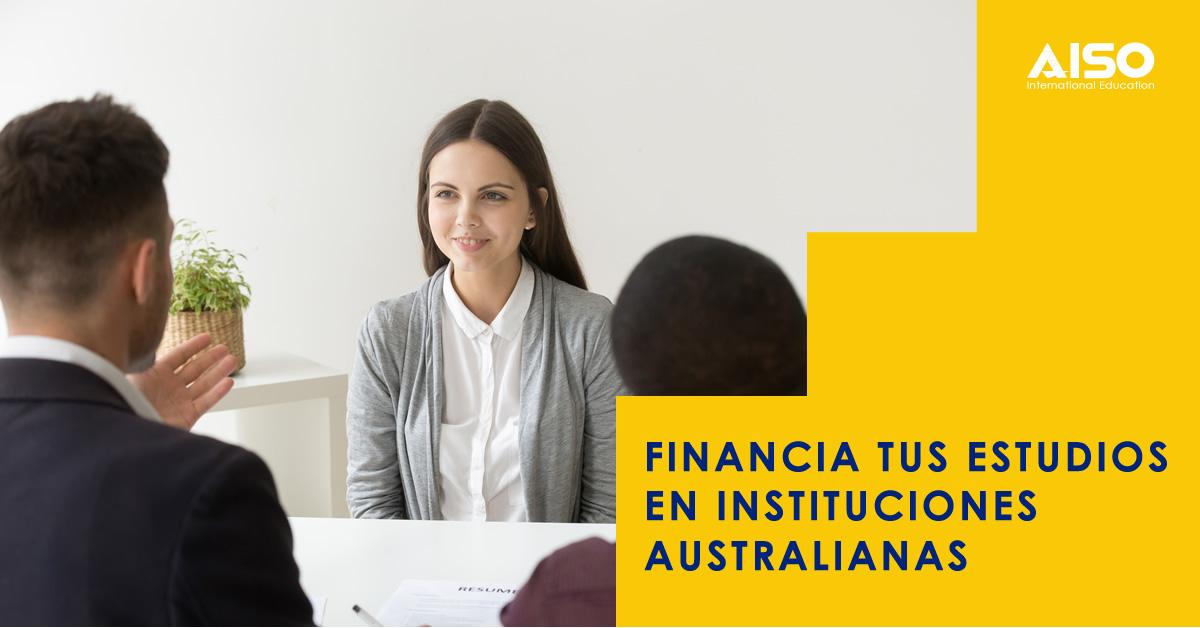 Instituciones australianas que ayudan a financiar tus estudios