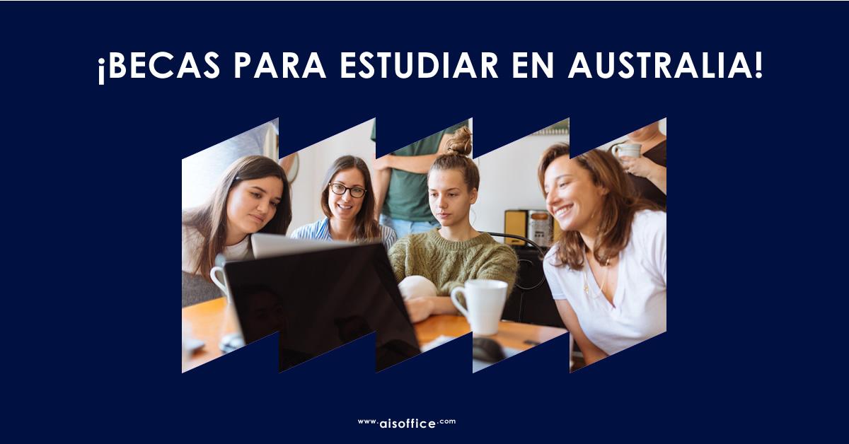 Conoce las becas a las que puedes acceder para estudiar en Australia