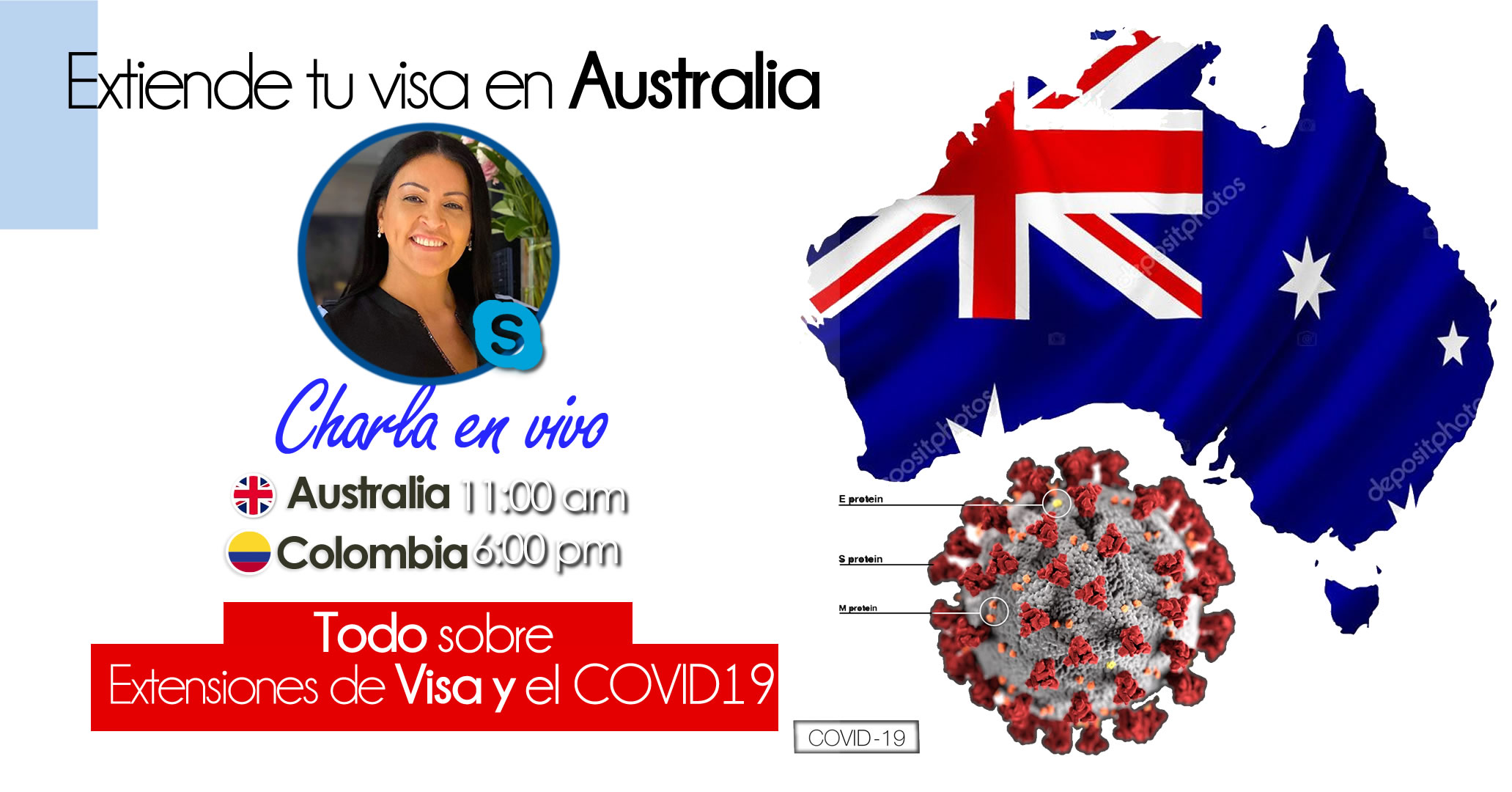 Extiende tu visa en Australia en �pocas  del  COVID-19