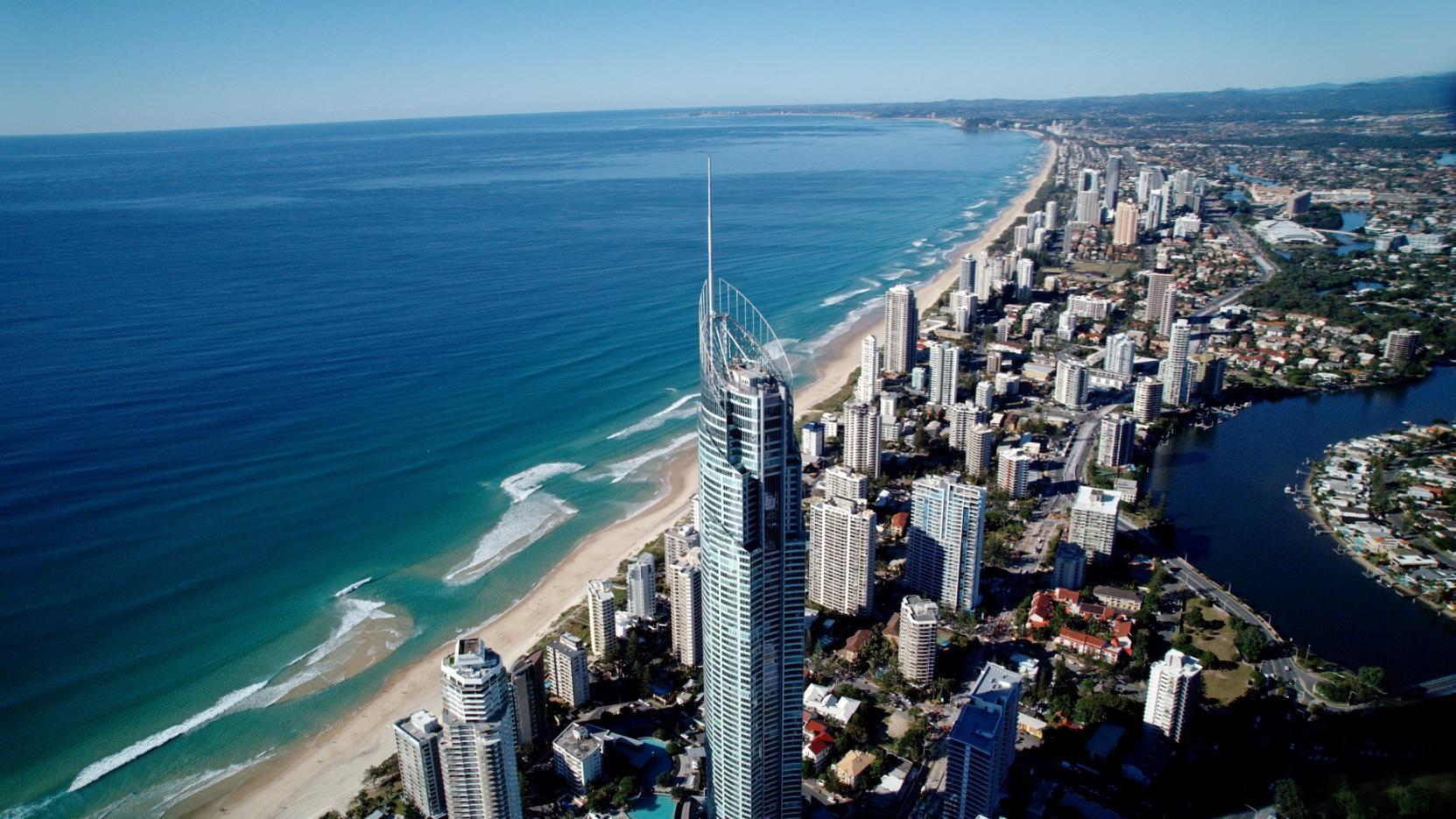 Gold coast - Australian tourism office ...