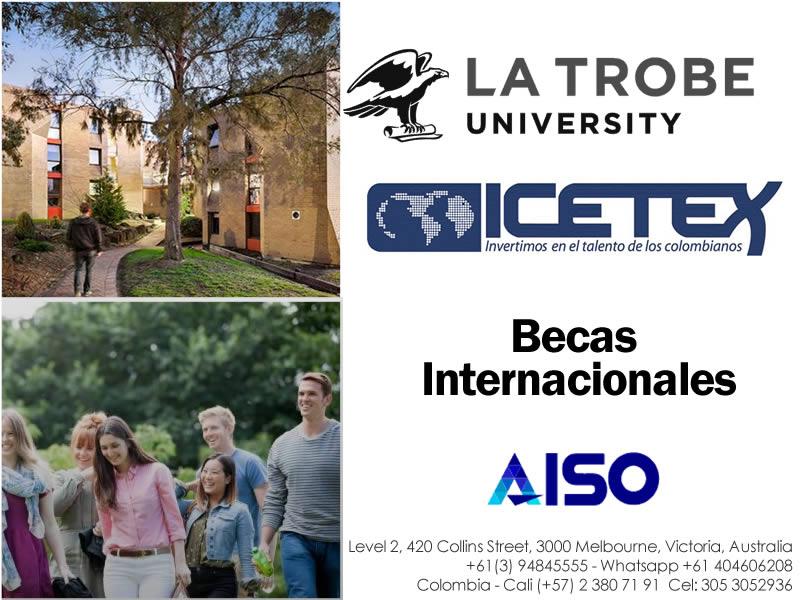 Convenio ICETEX y La Trobe University Australia