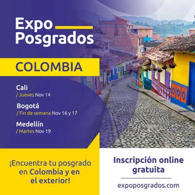 Expo posgrados Medellín