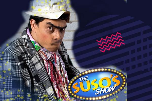 Promoción del Show de Suso